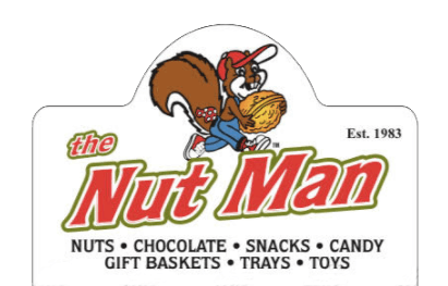 nutman logo with treats