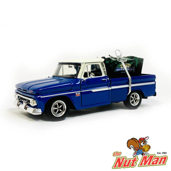 1966 Chevy C-10 Blue