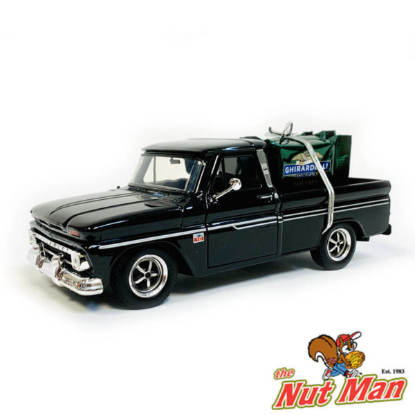 1966 Chevy C-10 Black