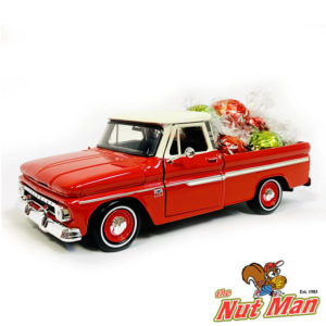 1966 Chevy C-10 Red