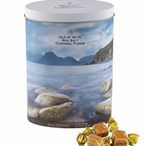 ISLE OF SKYE SEA SALT CARAMEL FUDGE