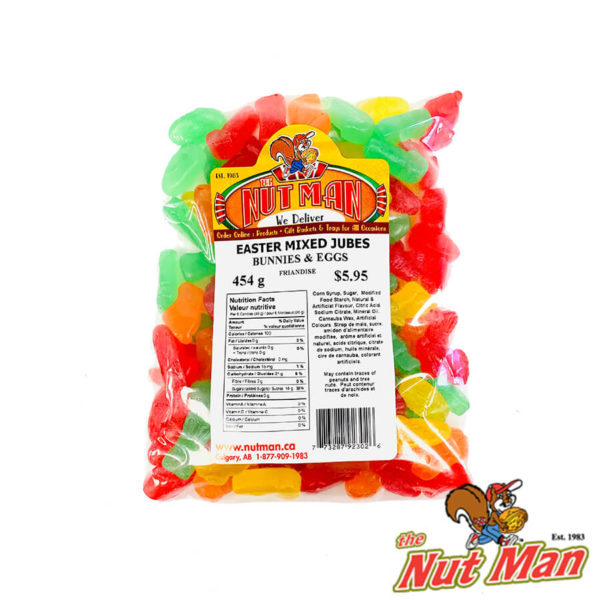 Easter Mixed Jubes