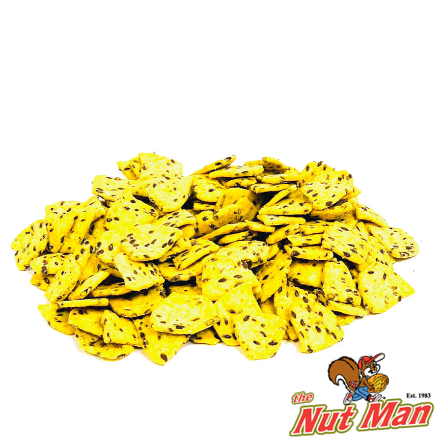 Corn Chips with Flax (Salted)