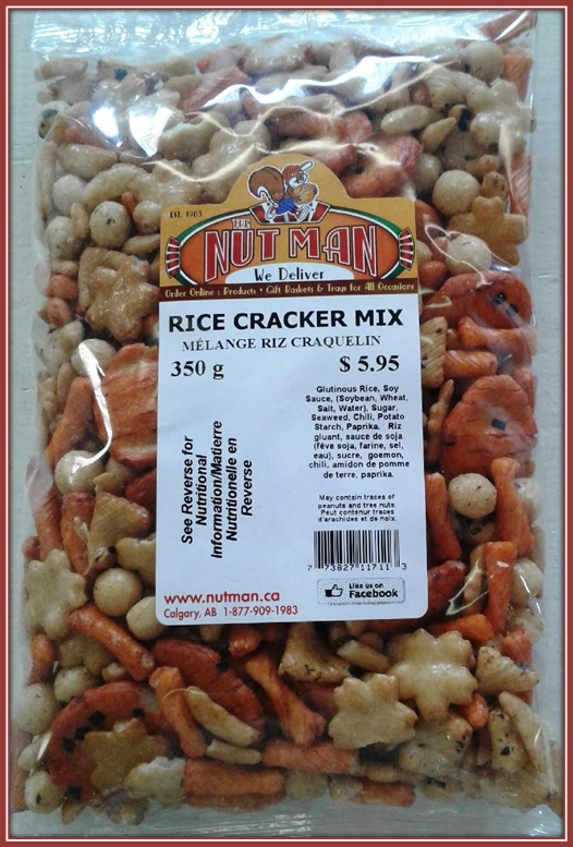 Rice Cracker Mix