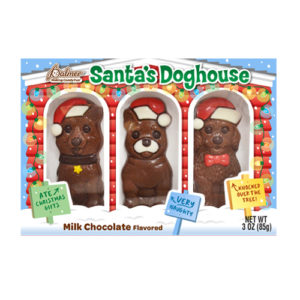 SANTA'S DOGHOUSE CHOCOLATES