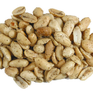 TROPHY SEA SALT & BLACK PEPPER PEANUTS