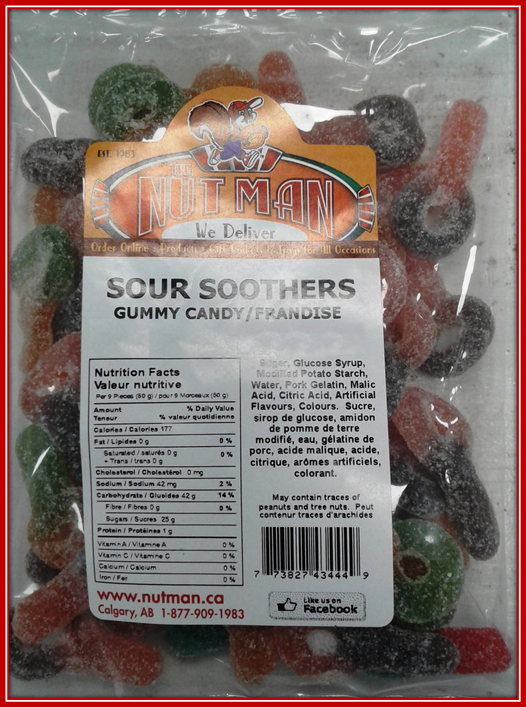 Sour Soothers