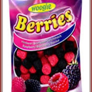 Woogie Raspberry/Blackberry Drops
