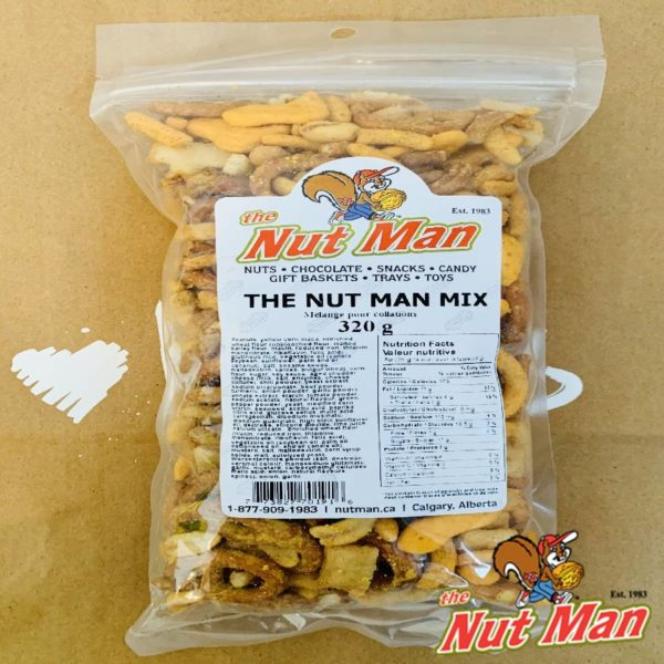 The Nut Man Mix