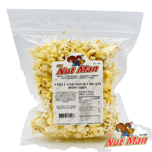 Chili and Sour Cream Popcorn