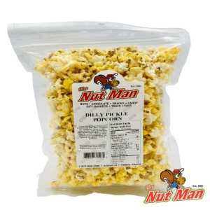 Dilly Pickle Popcorn