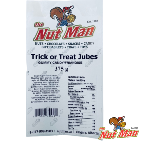 Halloween Candy Tag