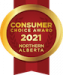 Northern Alberta Consumer Award Winner 2021